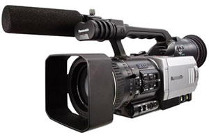 Panasonic AG-DVX100 Cinema Series  - MINI DV - Камкордеры -