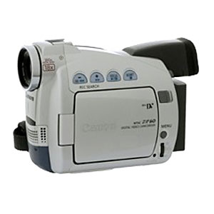 Canon ZR60 ZR  - MINI DV - Камкордеры -